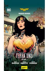 Wonder Woman. Terra Unu. Volumul 1